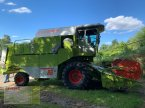 Mähdrescher des Typs CLAAS Dominator 86 in Allershausen