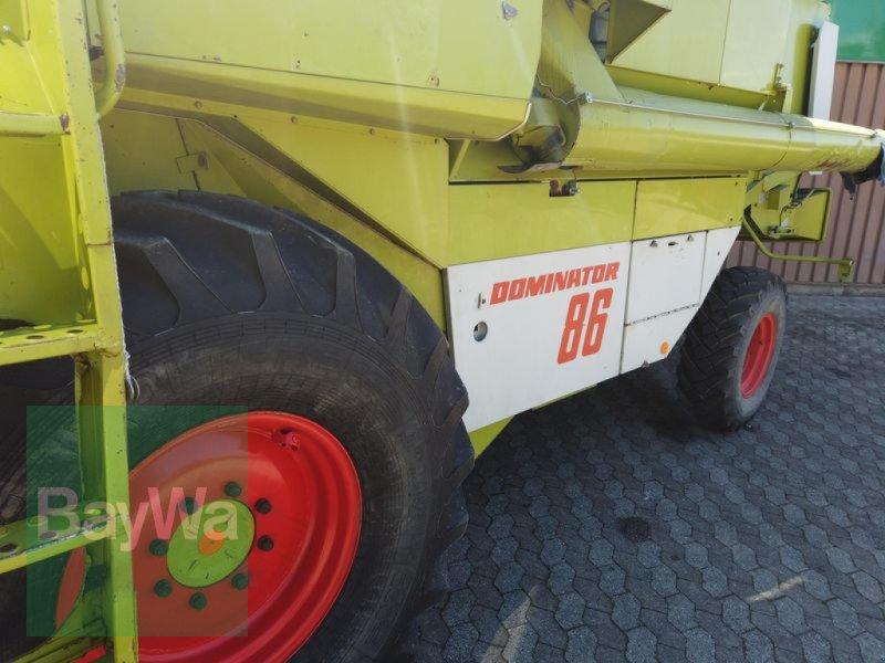 Mähdrescher du type CLAAS DOMINATOR 86, Gebrauchtmaschine en Manching (Photo 8)