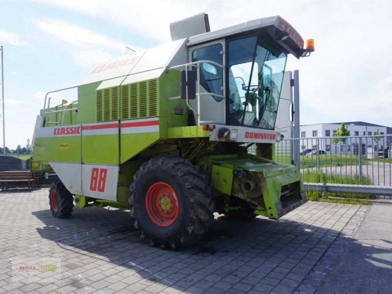 Mähdrescher des Typs CLAAS Dominator 88 Classic, Gebrauchtmaschine in Töging am Inn (Bild 1)