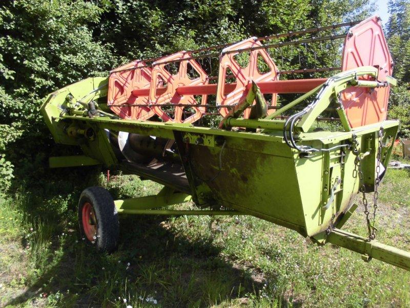 Mähdrescher des Typs CLAAS Dominator 88 S, Gebrauchtmaschine in Gefrees (Bild 21)