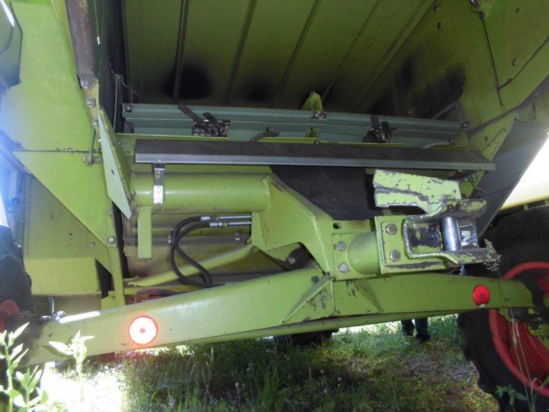 Mähdrescher des Typs CLAAS Dominator 88 S, Gebrauchtmaschine in Gefrees (Bild 12)