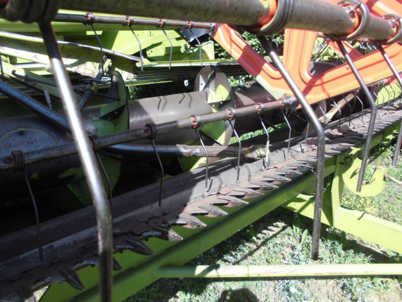 Mähdrescher des Typs CLAAS Dominator 88 S, Gebrauchtmaschine in Gefrees (Bild 19)