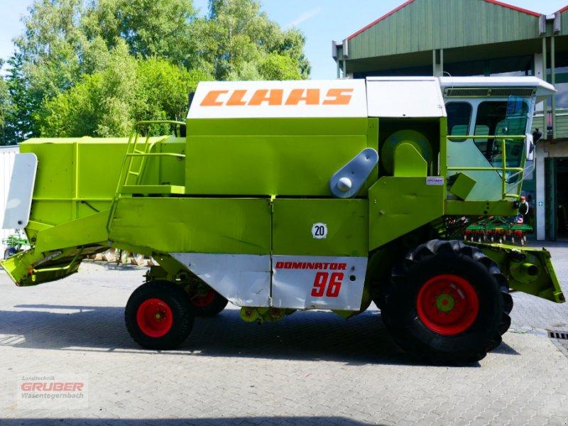 Mähdrescher typu CLAAS Dominator 96 inkl. C450, Gebrauchtmaschine v Dorfen (Obrázok 4)