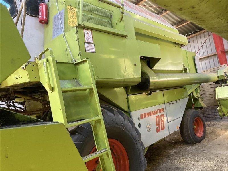 Mähdrescher des Typs CLAAS Dominator 96, Gebrauchtmaschine in Toftlund (Bild 1)
