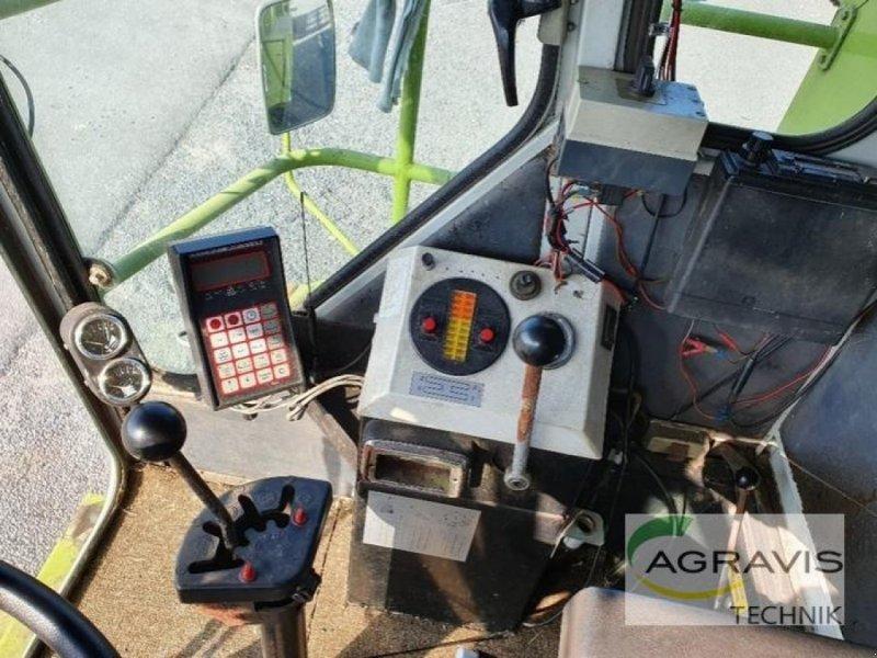 Mähdrescher des Typs CLAAS DOMINATOR 96, Gebrauchtmaschine in Meppen (Bild 10)