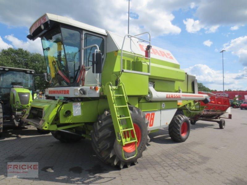 Mähdrescher des Typs CLAAS DOMINATOR 98 CLASSIC, Gebrauchtmaschine in Bockel - Gyhum (Bild 1)