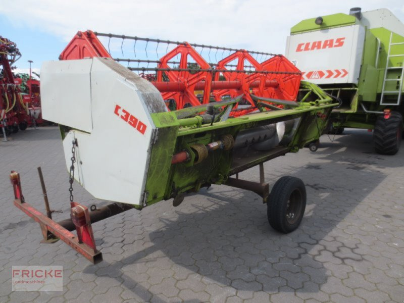 Mähdrescher des Typs CLAAS DOMINATOR 98 CLASSIC, Gebrauchtmaschine in Bockel - Gyhum (Bild 4)