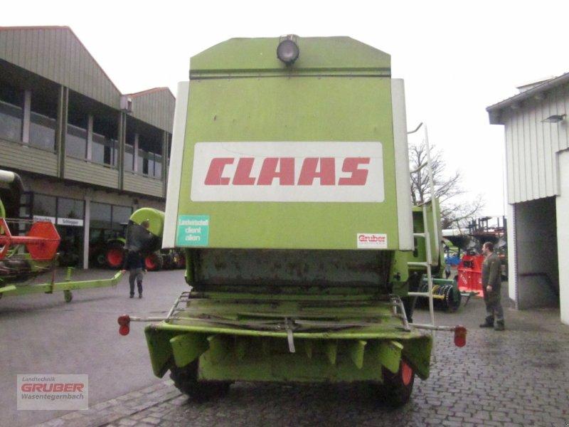 Mähdrescher typu CLAAS Dominator 98 S + C450 auf TW, Gebrauchtmaschine v Dorfen (Obrázok 4)