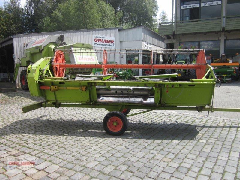 Mähdrescher typu CLAAS Dominator 98 S + C450 auf TW, Gebrauchtmaschine v Dorfen (Obrázok 7)