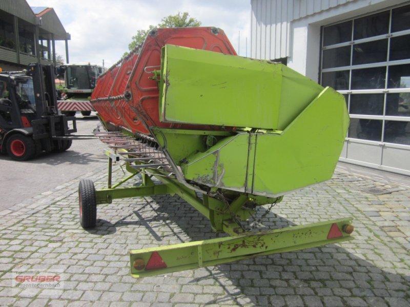 Mähdrescher typu CLAAS Dominator 98 S + C450 auf TW, Gebrauchtmaschine v Dorfen (Obrázok 9)