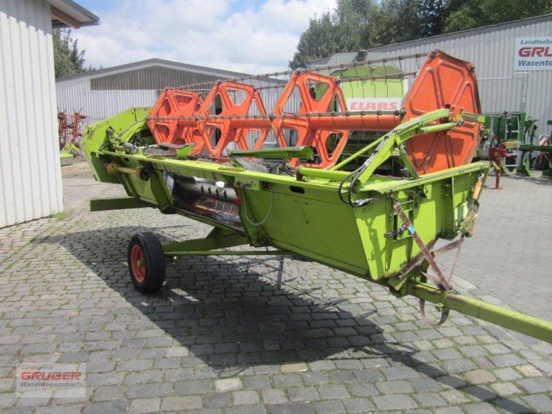 Mähdrescher typu CLAAS Dominator 98 S + C450 auf TW, Gebrauchtmaschine v Dorfen (Obrázok 10)