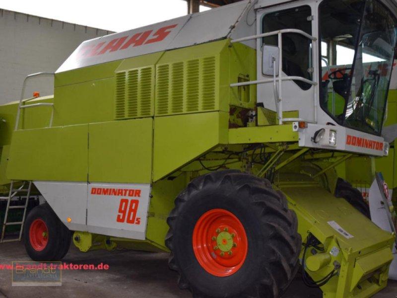Mähdrescher des Typs CLAAS Dominator 98 S, Gebrauchtmaschine in Bremen (Bild 1)