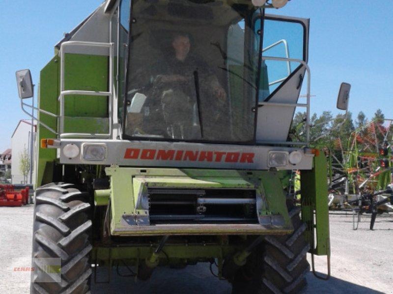 Mähdrescher des Typs CLAAS Dominator 98 SL PREIS reduziert !!!, Gebrauchtmaschine in Tuningen (Bild 1)
