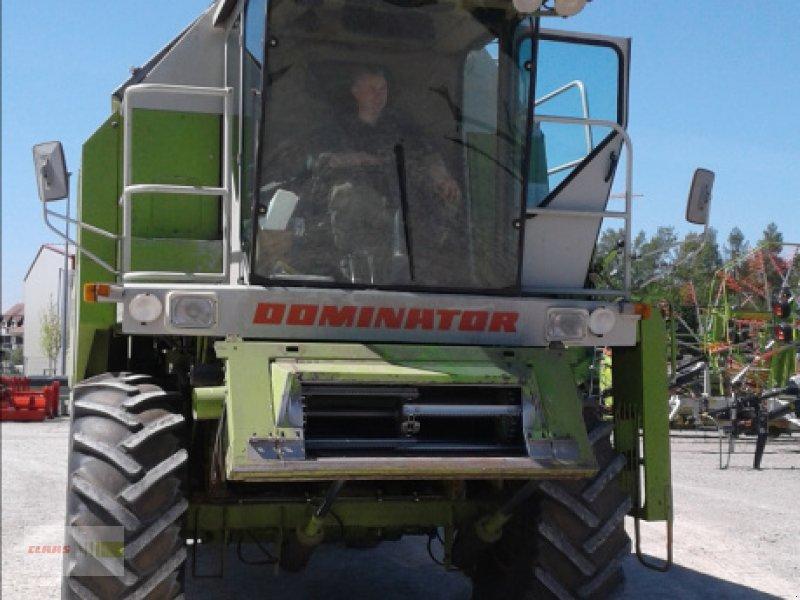 Mähdrescher des Typs CLAAS Dominator 98 SL, Gebrauchtmaschine in Tuningen (Bild 2)