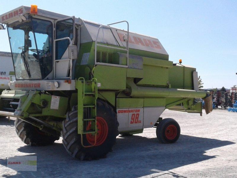 Mähdrescher des Typs CLAAS Dominator 98 SL, Gebrauchtmaschine in Tuningen (Bild 3)