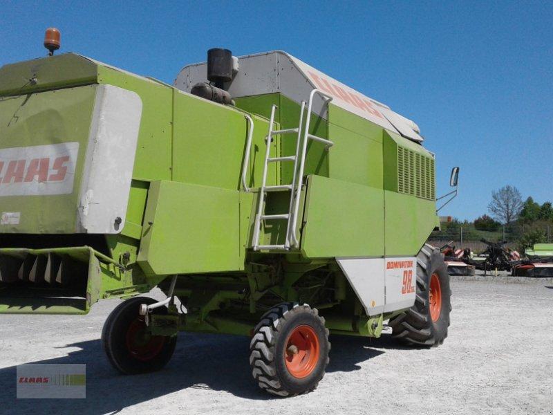 Mähdrescher des Typs CLAAS Dominator 98 SL, Gebrauchtmaschine in Tuningen (Bild 4)