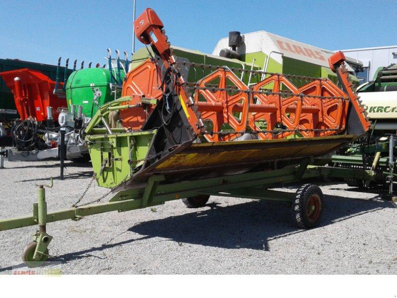 Mähdrescher des Typs CLAAS Dominator 98 SL, Gebrauchtmaschine in Tuningen (Bild 6)