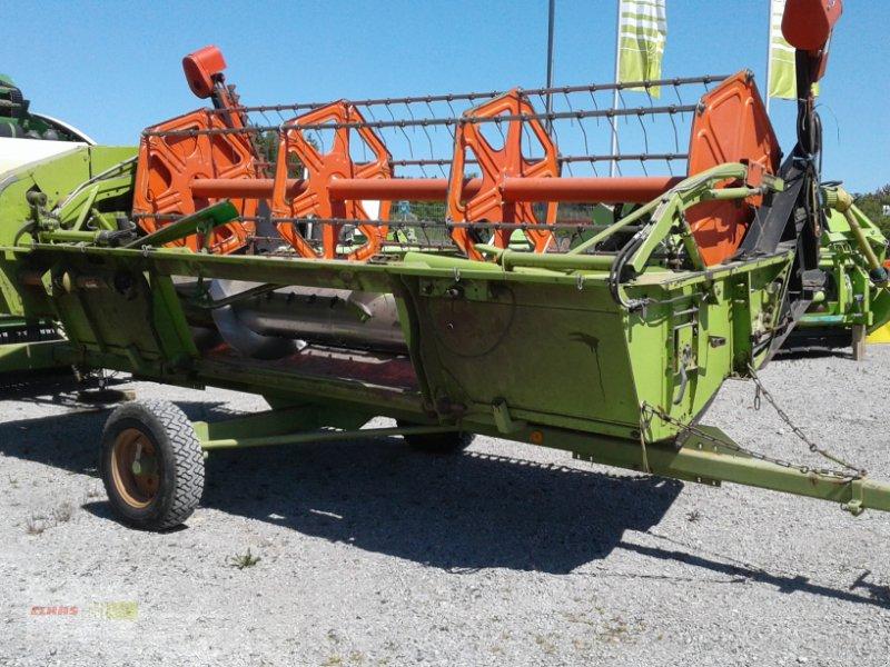 Mähdrescher des Typs CLAAS Dominator 98 SL, Gebrauchtmaschine in Tuningen (Bild 7)