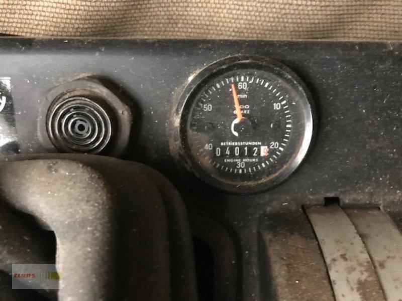 Mähdrescher des Typs CLAAS Dominator 98 SL, Gebrauchtmaschine in Tuningen (Bild 11)