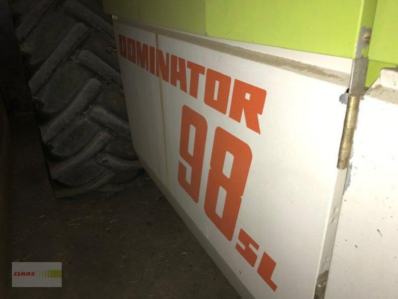 Mähdrescher des Typs CLAAS Dominator 98 SL, Gebrauchtmaschine in Tuningen (Bild 12)