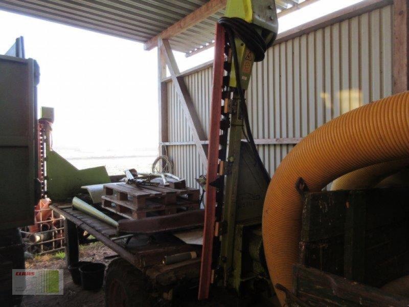 Mähdrescher des Typs CLAAS Dominator 98 SL, Gebrauchtmaschine in Weddingstedt (Bild 2)