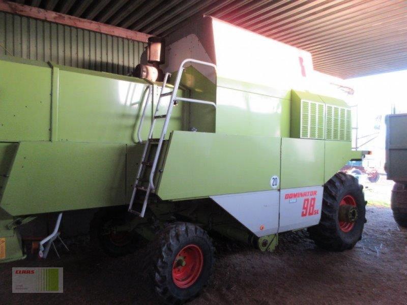 Mähdrescher des Typs CLAAS Dominator 98 SL, Gebrauchtmaschine in Weddingstedt (Bild 10)