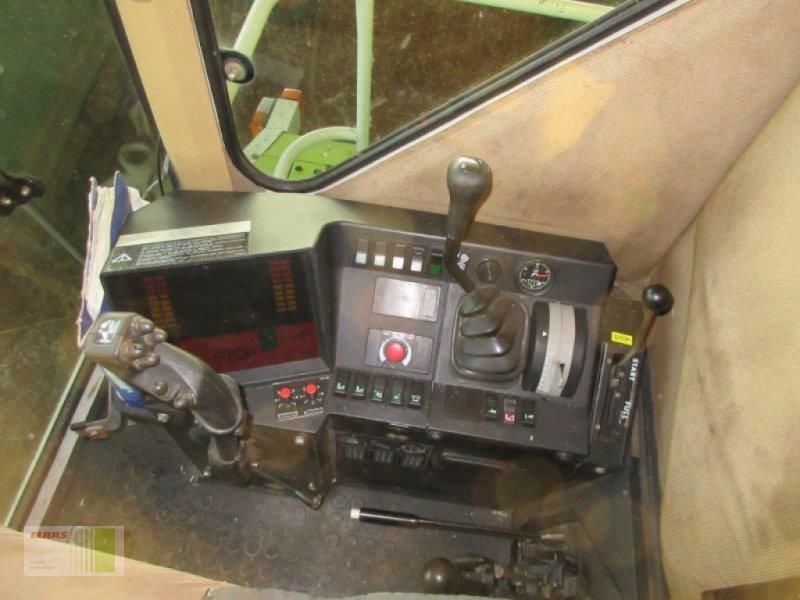 Mähdrescher des Typs CLAAS Dominator 98 SL, Gebrauchtmaschine in Weddingstedt (Bild 4)