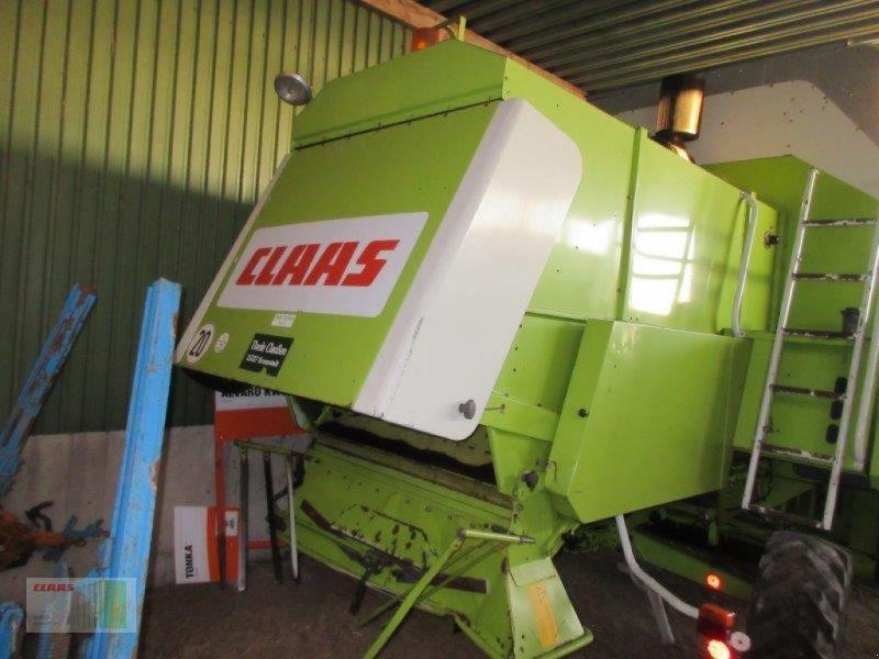 Mähdrescher des Typs CLAAS Dominator 98 SL, Gebrauchtmaschine in Weddingstedt (Bild 9)