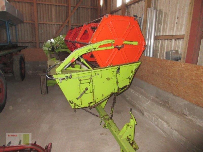 Mähdrescher des Typs CLAAS Dominator 98 SL, Gebrauchtmaschine in Weddingstedt (Bild 5)