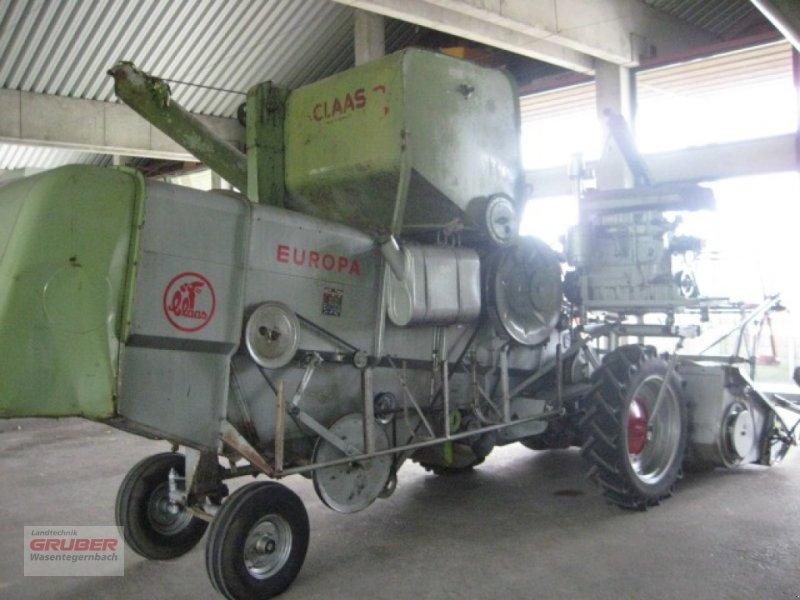 Mähdrescher des Typs CLAAS Europa, Gebrauchtmaschine in Dorfen (Bild 3)