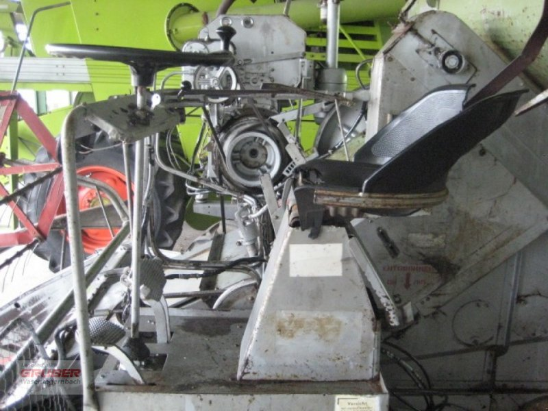 Mähdrescher des Typs CLAAS Europa, Gebrauchtmaschine in Dorfen (Bild 4)