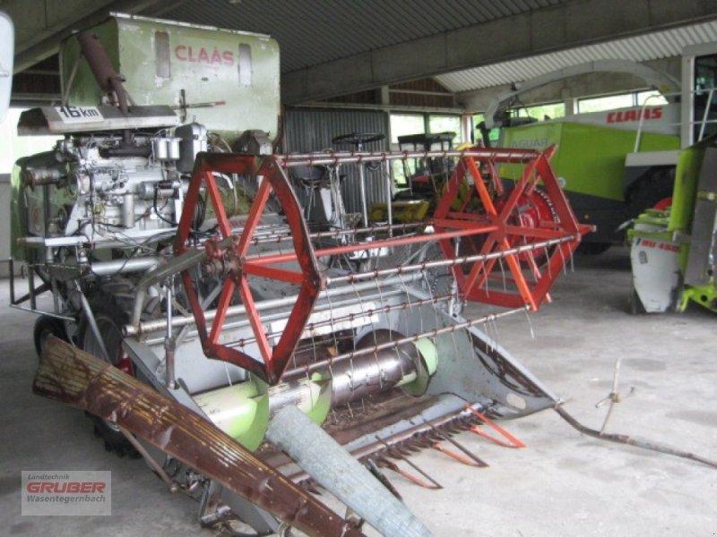 Mähdrescher des Typs CLAAS Europa, Gebrauchtmaschine in Dorfen (Bild 5)