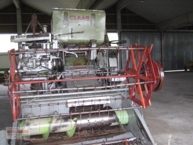 Mähdrescher des Typs CLAAS Europa, Gebrauchtmaschine in Dorfen (Bild 6)