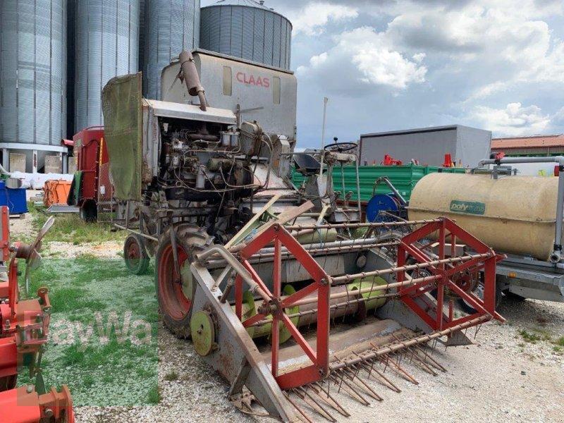 Mähdrescher des Typs CLAAS Europa, Gebrauchtmaschine in Fürth (Bild 1)