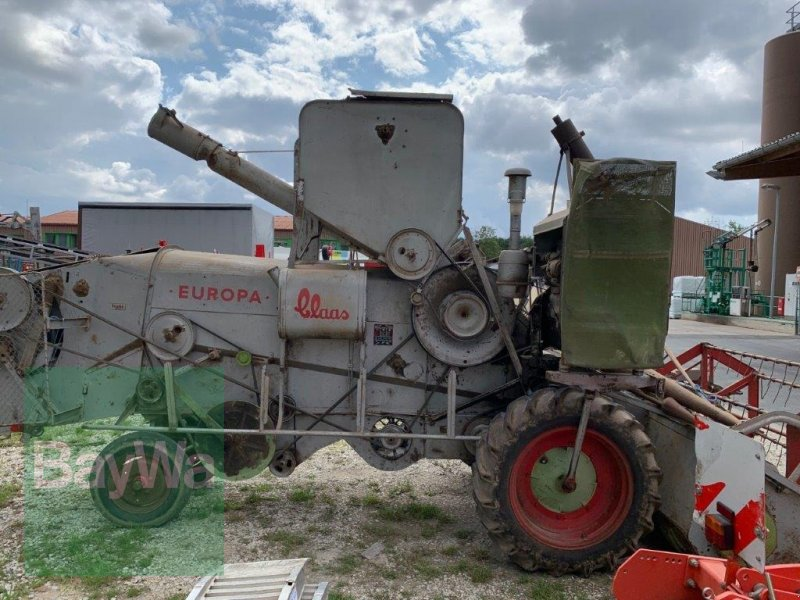 Mähdrescher des Typs CLAAS Europa, Gebrauchtmaschine in Fürth (Bild 3)