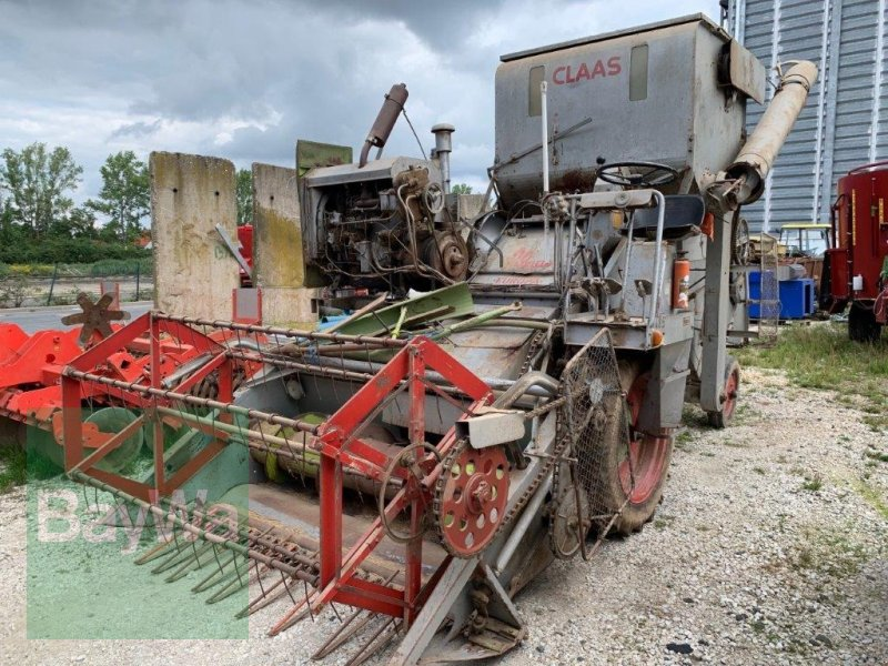 Mähdrescher des Typs CLAAS Europa, Gebrauchtmaschine in Fürth (Bild 4)