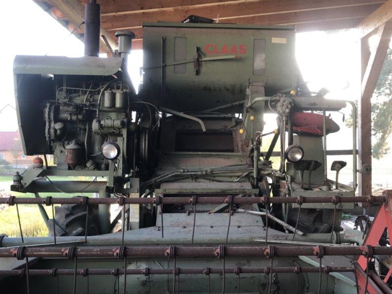 Mähdrescher des Typs CLAAS Europa, Gebrauchtmaschine in Steinberg am See (Bild 1)