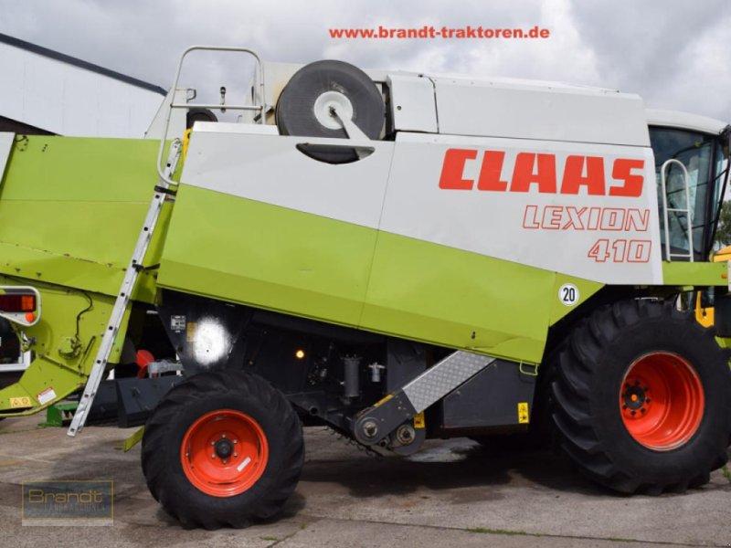Mähdrescher des Typs CLAAS Lexion 410, Gebrauchtmaschine in Bremen (Bild 1)