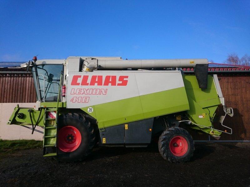 Mähdrescher des Typs CLAAS Lexion 410, Gebrauchtmaschine in Hendungen (Bild 1)