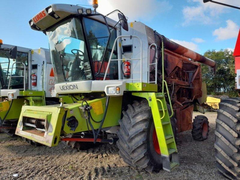 Mähdrescher a típus CLAAS Lexion 420, Gebrauchtmaschine ekkor: Viborg (Kép 1)