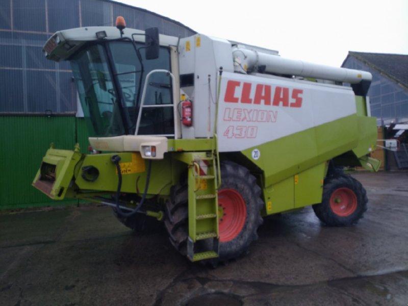 Mähdrescher des Typs CLAAS Lexion 430, Gebrauchtmaschine in Liebenwalde (Bild 1)