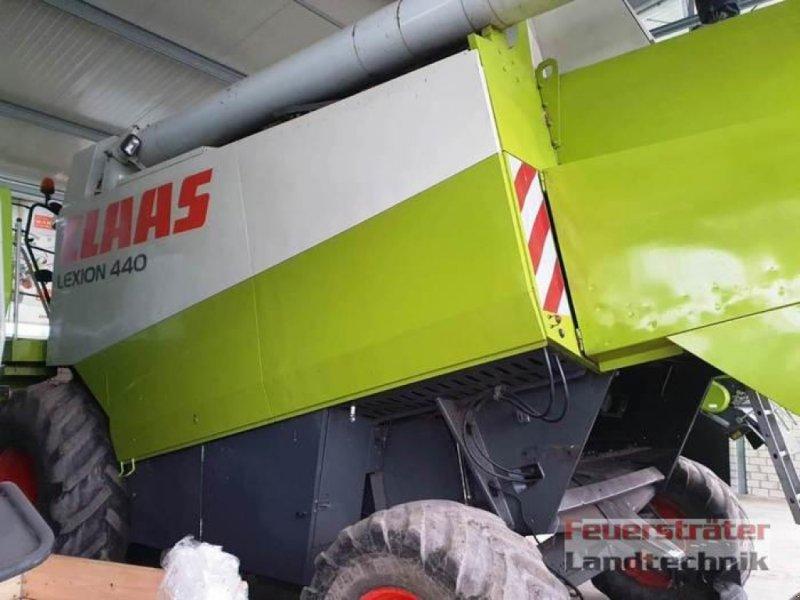 Mähdrescher des Typs CLAAS LEXION 440 AC, Gebrauchtmaschine in Beelen (Bild 1)