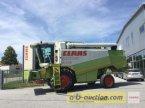 Mähdrescher des Typs CLAAS LEXION 440+SW C600 in Arnstorf