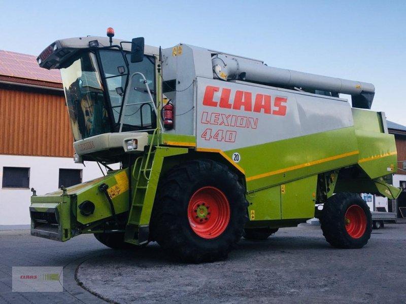 Mähdrescher des Typs CLAAS Lexion 440, Gebrauchtmaschine in Töging am Inn (Bild 1)