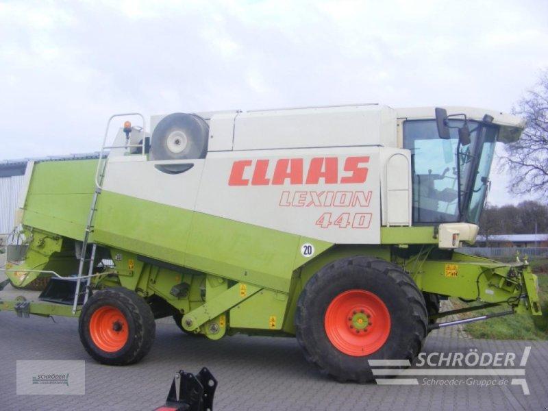 Mähdrescher des Typs CLAAS Lexion 440, Gebrauchtmaschine in Lastrup (Bild 2)