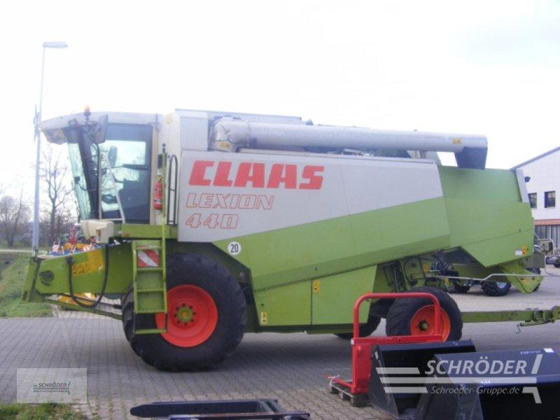 Mähdrescher des Typs CLAAS Lexion 440, Gebrauchtmaschine in Lastrup (Bild 3)