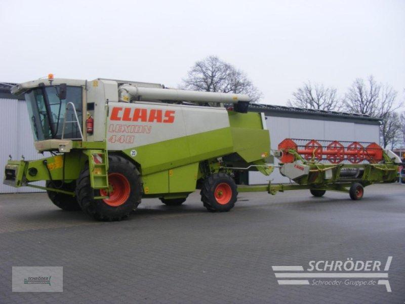 Mähdrescher des Typs CLAAS Lexion 440, Gebrauchtmaschine in Lastrup (Bild 1)