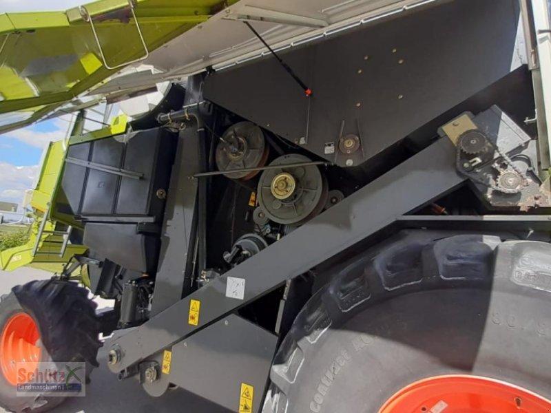 Mähdrescher des Typs CLAAS Lexion 450, Bj. 2000, Vario 600, 3D, Mercedes Motor, 2878 Bh, Gebrauchtmaschine in Schierling (Bild 7)