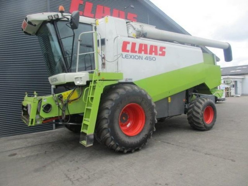 Mähdrescher des Typs CLAAS Lexion 450 CEBIS, Gebrauchtmaschine in Vinderup (Bild 1)
