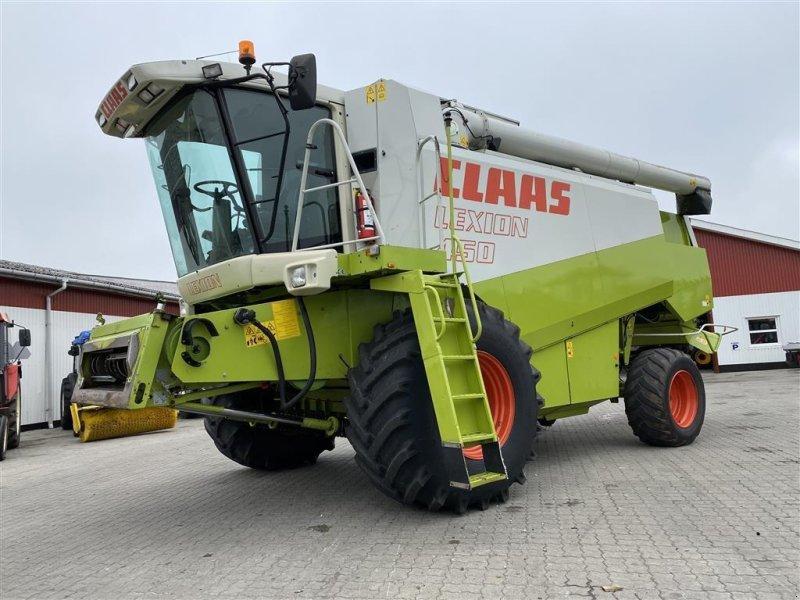 Mähdrescher des Typs CLAAS Lexion 450 MED C660 SKÆREBORD!, Gebrauchtmaschine in Aalestrup (Bild 1)
